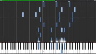 Ashitaka and San Piano Tutorial - Db Major