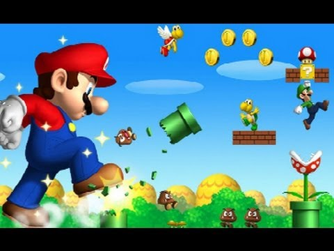 Top 10 Platform Games on Nintendo DS