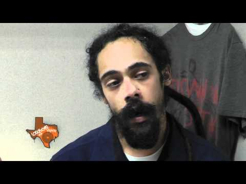 Damian Marley Interview - ACL 2011