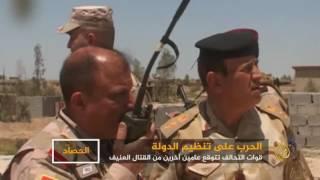 ستيفن تاونسند: هزيمة تنظيم الدولة تتطلّب عامين إضافيين
