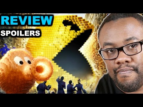 PIXELS Movie Review & Q*BERT Spoilers : Black Nerd