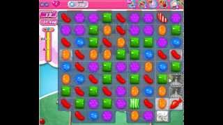 How to beat Candy Crush Saga Level 290 - 3 Stars - No Boosters - 199,560pts