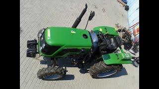Купить Мини-трактор Zoomlion/Detank RF-244B minitrak.com.ua