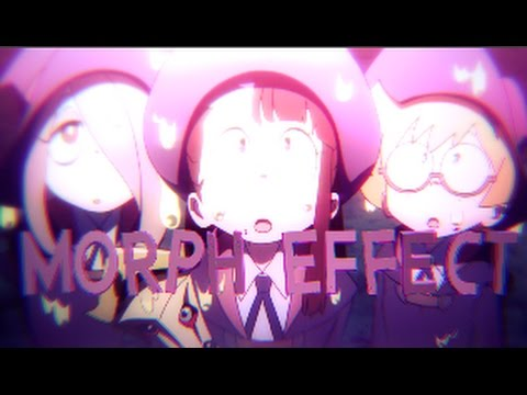 After Effects - Amv Tutorial : Morph Effect - YT