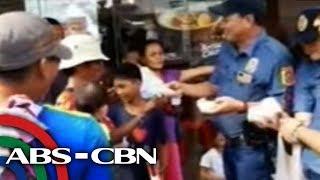 NCPO, nanao nin burger sa street children asin mga parking attendant   TV Patrol Bicol
