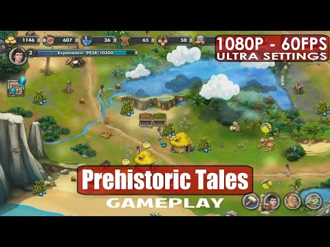 Prehistoric Tales gameplay PC HD [1080p/60fps]  