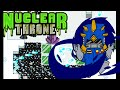 Nuclear Throne: I.D.P.D. Headquarters and Captain boss fight.