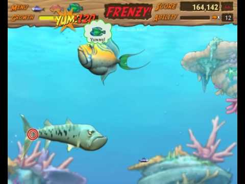 Feeding Frenzy 2 Walkthrough Full Gameplay No Commentary