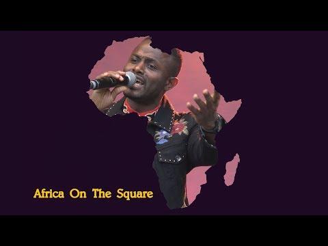 Africa on the Square 2017  - Showers Jalloh ( Sierra Leone ) - Trafalgar Square London