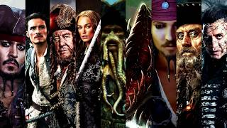 Pirates of the Caribbean | He's a Pirate | All Versions Mashup