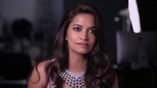 Purnima Pilinja featured in 'Real Women Love Anmol' campaign by ANMOL
