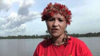 Defendendo os Rios da Amazônia (Part 1) Subtitled