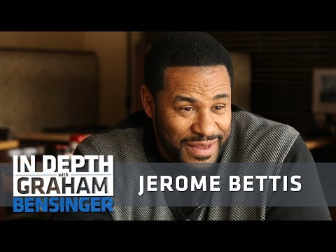 2 reasons Jerome Bettis was banned from pick-up games
