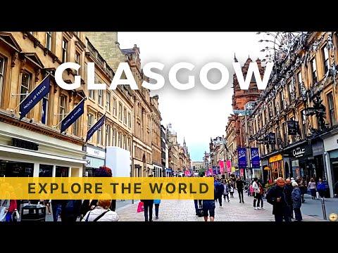 🇬🇧 Exploring GLASGOW, UK