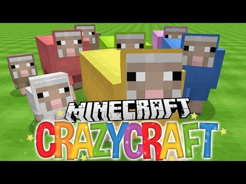Mystery Of The Missing Sheep | Roleplay Story | Minecraft Crazy Craft 3.0