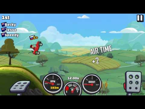 Hill Climb Racing 2 Gameplay (Android)