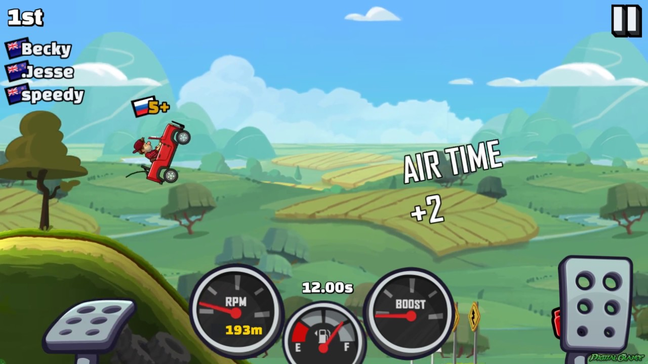 Hill Climb Racing 2 Gameplay Android