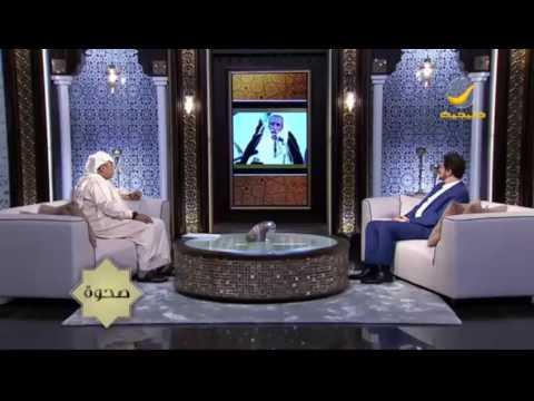 """د. عدنان إبراهيم يوضح حكم شرب """"البيرة"""""""