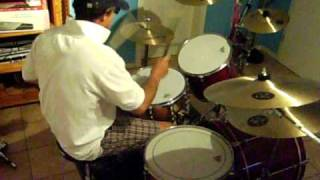 Wasted Youth - Punk For A Day (Drums/Allen)
