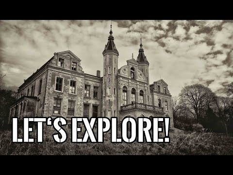 LOST PLACES | verlassenes Schloss / abandoned castle - Urban Exploring Germany