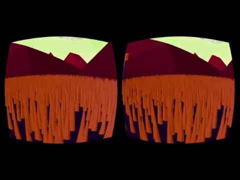 Virtual Reality Therapy Game