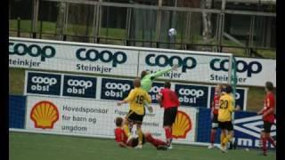 Steinkjer Ii - Stjørdals_blink Fotball 2-5 2010.wmv