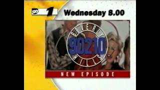 Sky One and BBC2 trailers and continuity, 1996 - 97