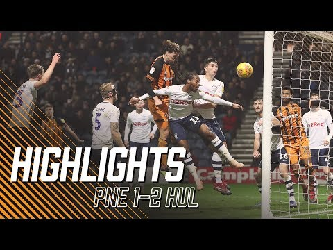 Preston North End 1-2 Hull City | Highlights | Sky Bet Championship