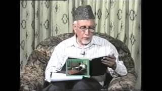 Kalam e Shayar Ba Zuban e Shayar: Abdul Mannan Nahid