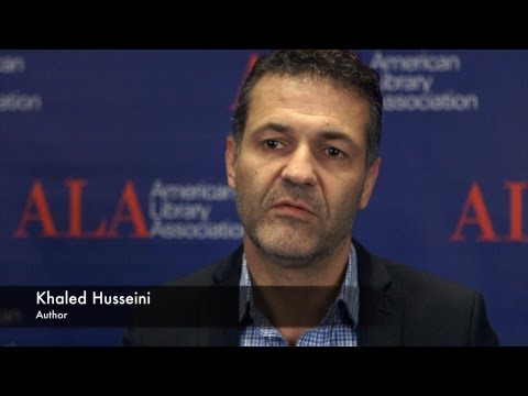 2013 ALA Annual Conference  Khaled Hosseini Discusses Banned Books
