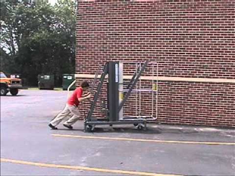 One Person Manlift | Factory Supply Inc