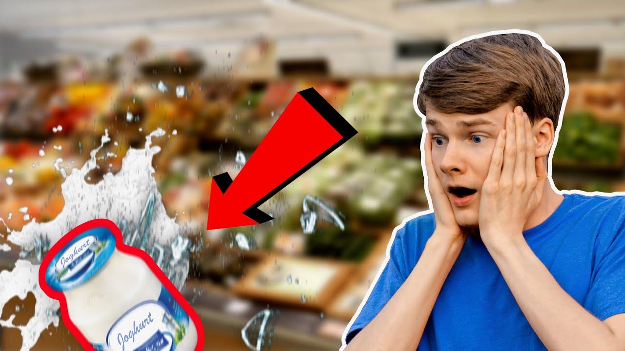 Unfall im Supermarkt! Wer muss bezahlen? | Lukas vor Ort