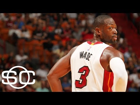 Dwyane Wade tells his Miami story | SportsCenter | ESPN