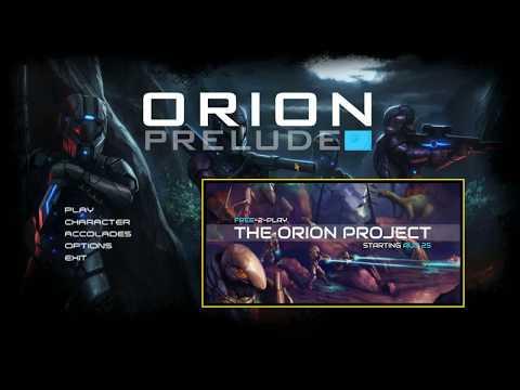 orion prelude (med mutant beaver) Bullshit-begyndelsen