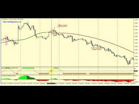 Стратегия форекс «TLM» на нестандартных индикаторах: +1680 пунктов по EUR/USD (Н1)