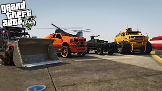 GTA 5 Mods 21 EPIC CAR MODS