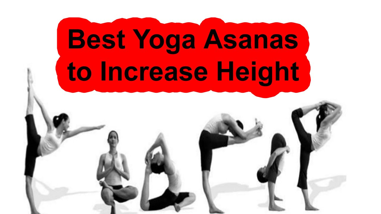 Best Yoga Asanas To Increase Height