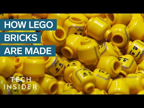 How LEGO Bricks Are Made