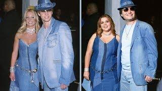 Recreating Iconic Celebrity Couples Photos