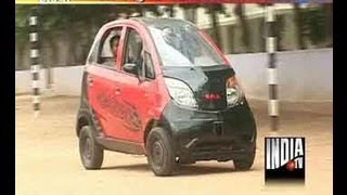 Engineering students in Bangalore invent cheapest car