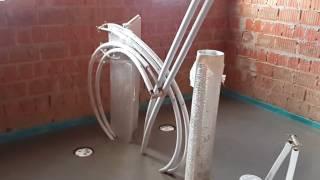 видео Вентиляция и кондиционирование в коттедже