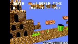 Memory Lane !i Mario 2.5D