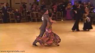 Egor Alla Professional American Smooth Viennese Waltz www egorandalla com