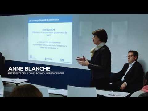 Teaser Audencia Exec Education   Conférence   Les bonnes pratiques de la gouvernance 25 04 2016