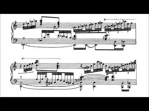 Nikolai Kapustin - Eight Concert Etudes, Op. 40