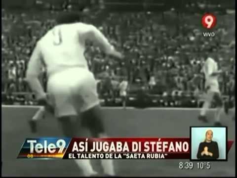 "Así jugaba Di Stéfano: El talento de la ""Saeta Rubia"""