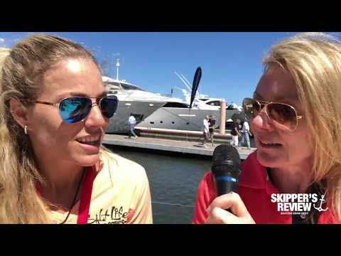 Skipper's Review chatted with Darcie AKA Darcizzzle Offshore