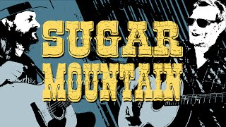 Cover of 'Sugar Mountain' by Neil Young sung by Peter Sanderson