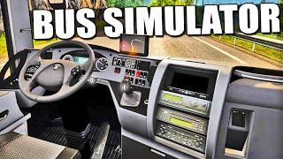 Euro Coach Simulator - Simulador de Ônibus