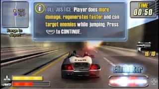 Pursuit Force (PSP) part 1